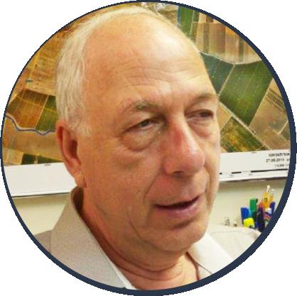 ישראל קנטור, מהנדס העיר עפולה